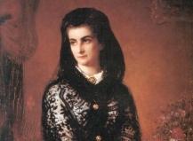 Maria Sofia di Baviera Moglie di Francesco II Regina delle Due Sicilie