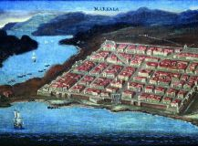 Pianta della Città di Marsala – fine XVII sec